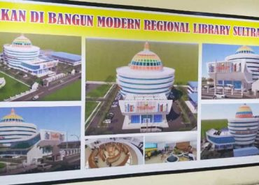 Perpustakaan Modern, Calon Destinasi Wisata Edukasi di Sultra